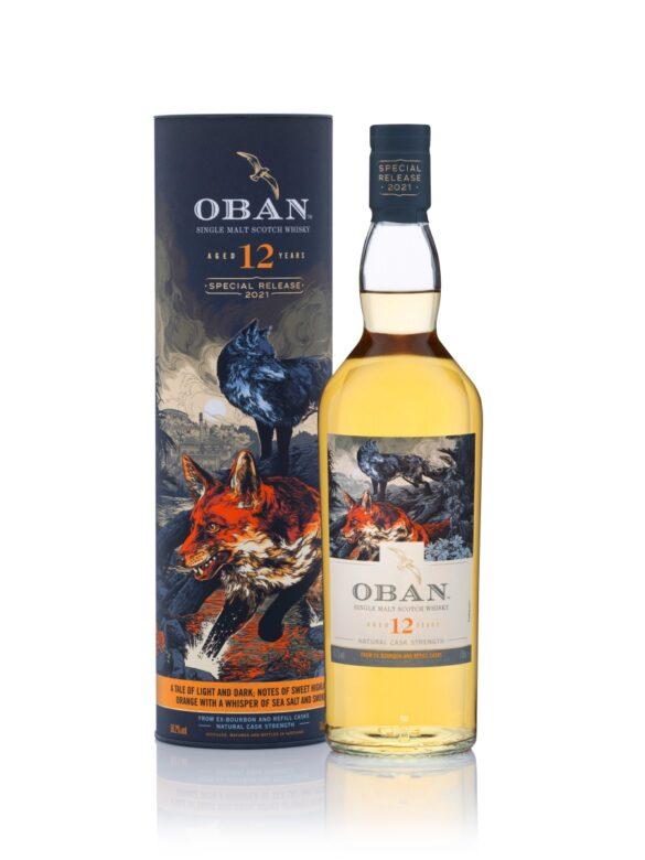 Oban 12 Year Old