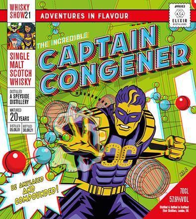 Captain Congener